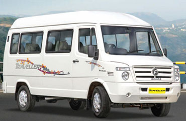 10 Seater Tempo Traveller Hire in Amritsar