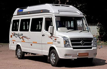 13 Seater Tempo Traveller Hire in Amritsar
