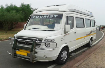 14 Seater Tempo Traveller Hire in Amritsar