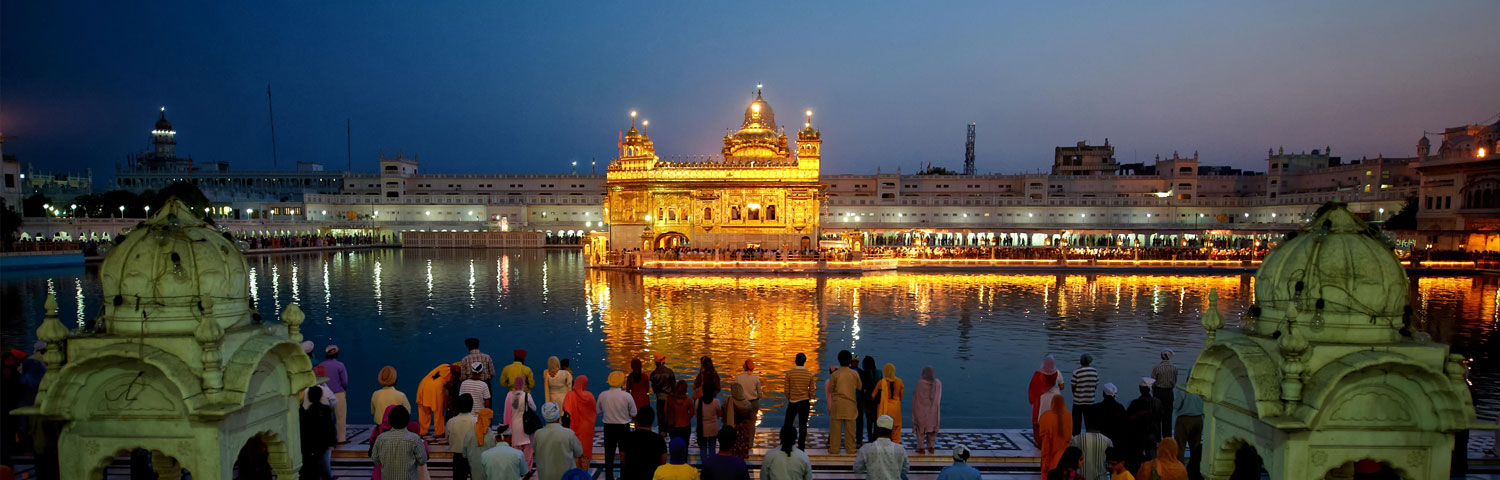 Golden Temple Amritsar - Tempo Traveller Hire